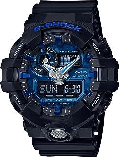 [カシオ] 腕時計 ジーショック G-SHOCK GA-710-1A2JF メンズ ブラック