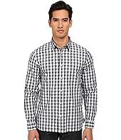 Jack Spade - Clermont Ombre Plaid Shirt