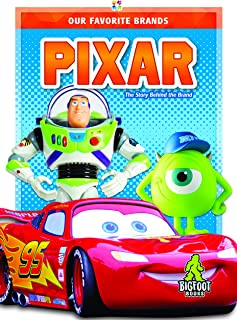 Pixar (Our Favorite Brands)