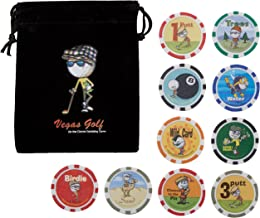 golf poker chip game purchase
