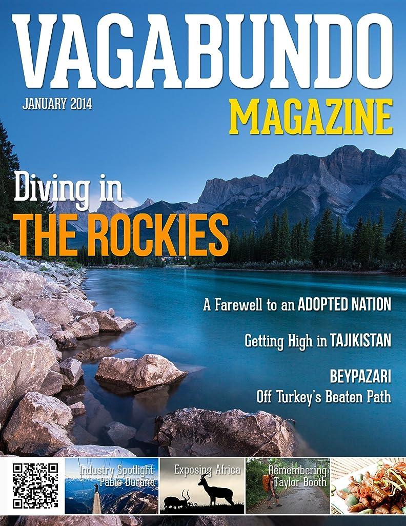きれいにマークダウン失効Vagabundo Magazine January 2014 (English Edition)
