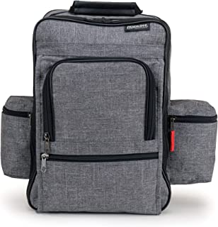 Hopkins Medical Products Antimicrobial EZ-View 21st Century Plus Home Care Backpack