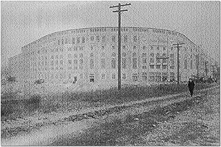Yankee Stadium Baseball Field - Vintage Photograph (20x30 Premium 1000 Piece Jigsaw Puzzle, Made in USA!)