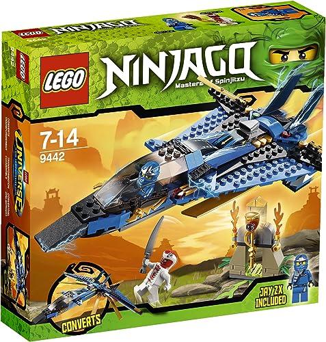 increíbles descuentos LEGO Ninjago 9442 9442 9442 - El Caza Supersónico de Jay  Todos los productos obtienen hasta un 34% de descuento.