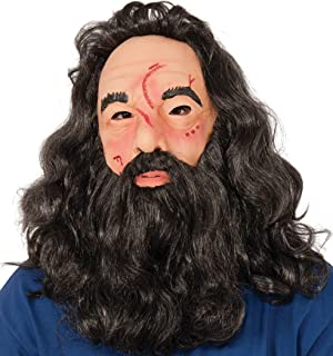 Rubie's Harry Potter Hagrid Deluxe Adult Latex Mask
