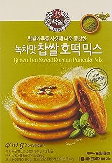CJ Hotteok Mix - Green Tea 400G