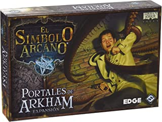 Fantasy Flight Games El Símbolo Arcano - Portales de Arkham, Juego de Mesa (Edge Entertainment EDGSL16)