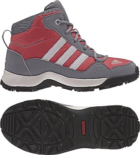 Adidas Hyperhiker K, Chaussures de Randonnée Basses Mixte Enfant