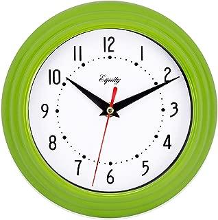 Equity by La Crosse 25016 Analog Wall Clock 8
