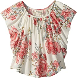 Billabong Kids Flower Swing  Top (Little Kids/Big Kids)