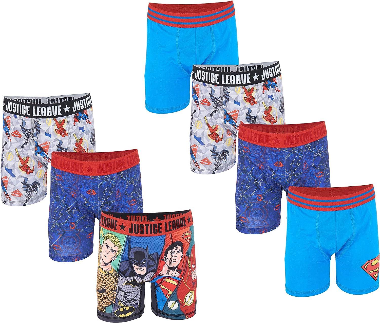 DC Japan's largest assortment Comics 2021 model boys Justice Underwear Multipack League Multicharacter