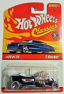 Hot Wheels Classic Series 1: T-Bucket #24 of 25