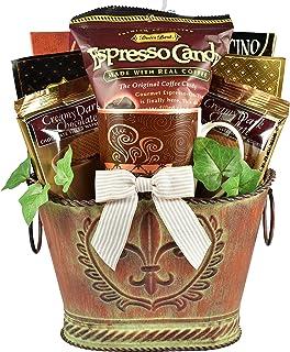 Gourmet Coffee Lovers Basket
