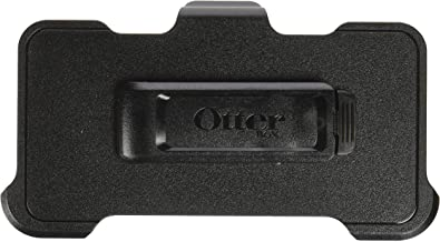 OtterBox Holster Belt Clip for OtterBox Defender Series Apple iPhone 7/7s Case ONLY- Black - Non-Retail Packaging (Not Intended for Stand-Alone Use)