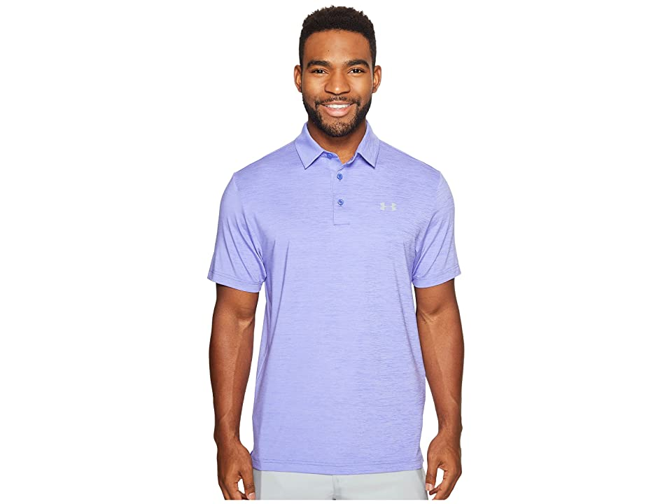 Under Armour Golf UA Playoff Polo (Purple Chic/Purple Chic/Purple Chic) Men