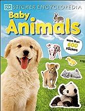 Sticker Encyclopedia Baby Animals (Sticker Encyclopedias)