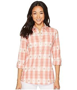 Harding Cotton Plaid Shirt