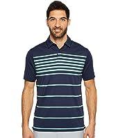 Under Armour Golf - CoolSwtich Brassie Stripe Shirt