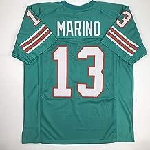 Unsigned Dan Marino Miami Green Custom Stitched Football Jersey Size XL New No Brands/Logos