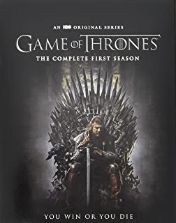 Game of Thrones: S1(Elite SC/Rpkg/BD+DC)