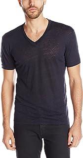 John Varvatos Collection Men's Short-Sleeve V-Neck T-Shirt