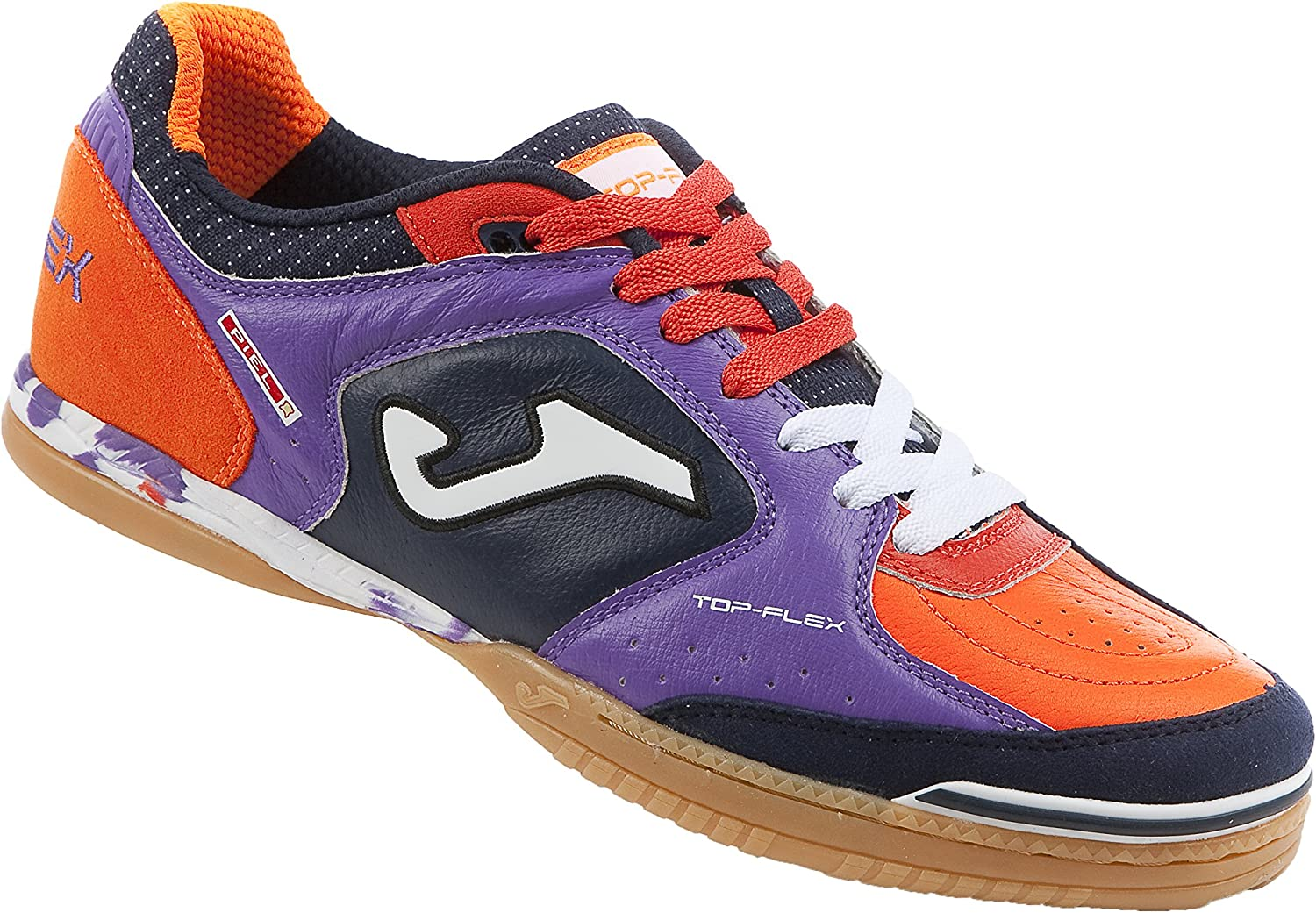Joma Top Flex Purple – Black – orange Football shoes