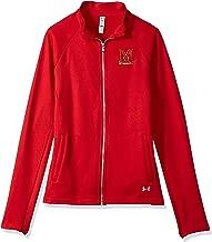 Under Armour Womens NCAA Women's Terry Full-Zip Jacket UW1294-P