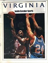 Virginia: Inside Cavalier Sports, Winter 1987 - 1988 (Vol 8, No 2)