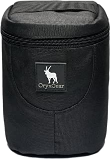 Oryx Gear DSLR Lens Pouch (Large-Extra Wide)