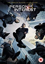Person Of Interest: The Complete Seasons 1-4 Collection (4 Dvd) [Edizione: Regno Unito] [Reino Unido]
