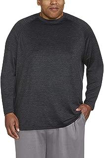 Men's Big & Tall Tech Stretch Long-Sleeve T-Shirt fit by DXL