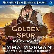 The Golden Spur Series Box Set