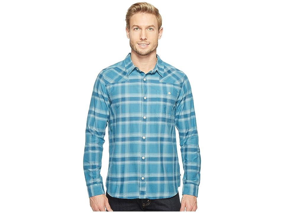 Toad&Co Wonderer L/S Shirt (Seaport) Men