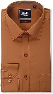 RSH Men's Regular Fit Formal Shirts