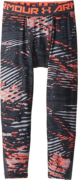 Under Armour Kids - Armour 3/4 Novelty Leggings (Big Kids)