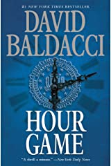 Hour Game (King & Maxwell Series Book 2) Kindle Edition