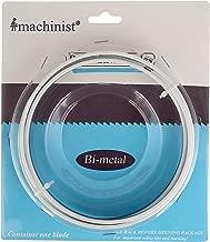 Imachinist S591214 Bi-metal Band Saw Blades 59-1/2-inch X 1/2-inch X 14 TPI