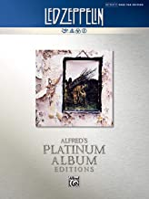 Led Zeppelin -- Untitled (IV) Platinum Bass Guitar: Authentic Bass TAB (Alfred's Platinum Album Editions)