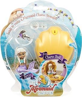 My Mermaid Lagoon ML103 Kids' Toy Figure Playsets, Multi-Colour