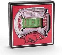 NCAA Georgia Bulldogs - Sanford Stadium 3D StadiumView Magnet3D StadiumView Magnet, Team Colors, Small (8495438)