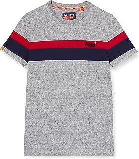 Superdry Men's Ol Classic Yd Stripe Tee T-Shirt