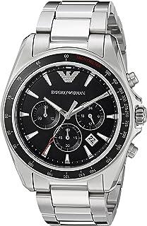 Emporio Armani Men's AR6098 Sport Silver Quartz Watch