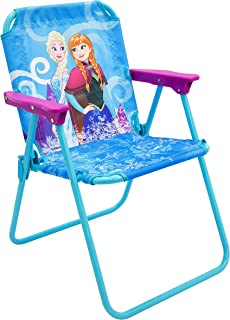 Frozen Northern Lights Patio Chair