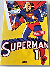 Superman 1. (1941) [DVD Region 2 PAL] Audio: Hungarian, English / Subtitles: None / The First Nine Episodes