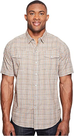 Columbia Big & Tall Leadville Ridge Short Sleeve Shirt