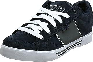 Osiris Men's Q-379 Sneaker,Navy/Charcoal,5.5 M