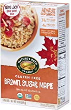Best nature's path brown sugar maple oatmeal Reviews