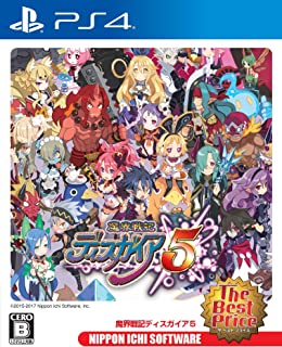 【PS4】魔界戦記ディスガイア5 The Best Price