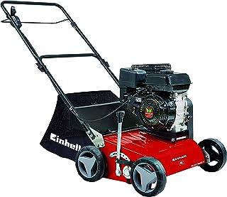 Einhell GC-SC 2240 P - Escarificadora gasolina (2200W, motor con 4 marchas, desplazamiento del motor: 118cm³, ancho de trabajo: 40cm) (ref. 3420020)
