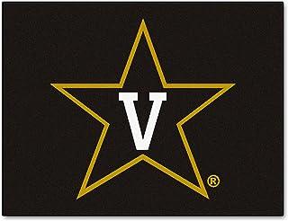 FANMATS NCAA Vanderbilt University Commodores Nylon Face All-Star Rug
